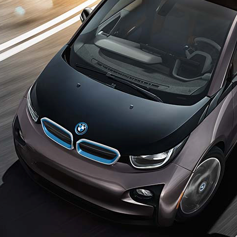 BMW i – Born Electric Website